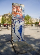<h5>The Berlin Wall in Paris, France</h5><p>Details, Copyright: &lt;a href=&quot;http://en.the-wall-net.org/?p=860&quot; &gt;Paris, F&lt;/a&gt; / more &lt;a href=&quot;http://en.the-wall-net.org/category/the-berlin-wall/eur/&quot; &gt;sites in Europe&lt;/a&gt;</p>