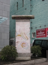 <h5>Thanks Igor Turzh</h5><p>© &quot;&lt;a href=&quot;http://commons.wikimedia.org/wiki/File:A_segment_of_Berlin_wall.jpg#mediaviewer/File:A_segment_of_Berlin_wall.jpg&quot; target=&quot;_blank&quot;&gt;A segment of Berlin wall&lt;/a&gt;&quot; by IgorTurzh - Via &lt;a href=&quot;//commons.wikimedia.org/wiki/&quot; target=&quot;_blank&quot;&gt;Wikimedia Commons&lt;/a&gt;&lt;a class=&quot;external free&quot; href=&quot;http://uk.wikipedia.org/wiki/%D0%A4%D0%B0%D0%B9%D0%BB:%D0%A4%D1%80%D0%B0%D0%B3%D0%BC%D0%B5%D0%BD%D1%82_%D0%91%D0%B5%D1%80%D0%BB%D1%96%D0%BD%D1%81%D1%8C%D0%BA%D0%BE%D0%B3%D0%BE_%D0%BC%D1%83%D1%80%D1%83_%D0%B2_%D0%9A%D0%B8%D1%94%D0%B2%D1%96.jpg&quot;&gt;.&lt;/a&gt;</p>
