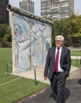 <h5>Thanks Thomas Imo</h5><p>Frank-Walter Steinmeier, German Minister of Foreign Affairs, at UN&#039;s Rose Garden. Courtesy by © Thomas Imo/&lt;a href=&quot;http://photothek.net&quot; target=&quot;_blank&quot; &gt;photothek.net&lt;/a&gt;</p>