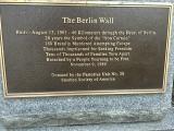 <h5>Thanks Vereinigung Erzgerbirge</h5><p>Section of the Berlin Wall at the Vereinigung Erzgebirge in Warminster, PA, USA.  © &lt;a href=&quot;http://veclub.org/&quot; target=&quot;_blank&quot; &gt;Vereinigung Erzgebirge/Dave Kearney&lt;/a&gt;</p>
