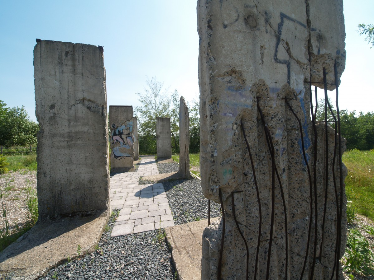 Berlin Wall in Bible Hill