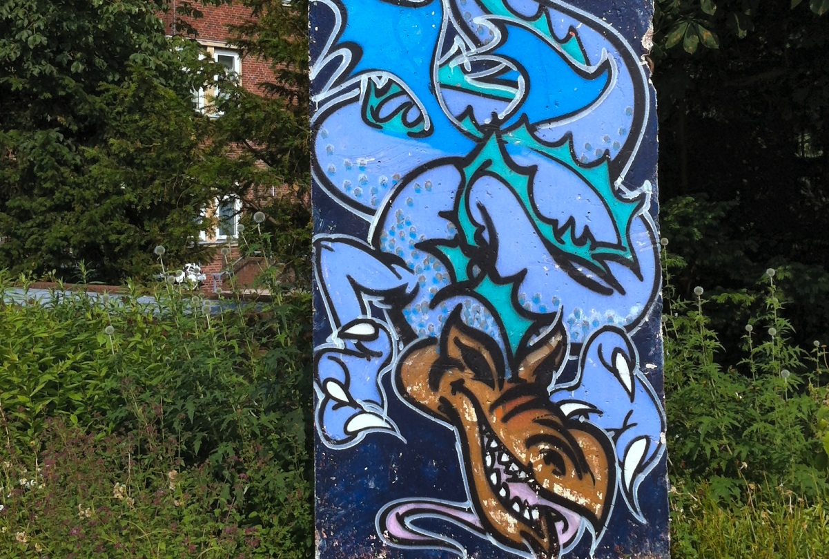 Berlin Wall in Kiel