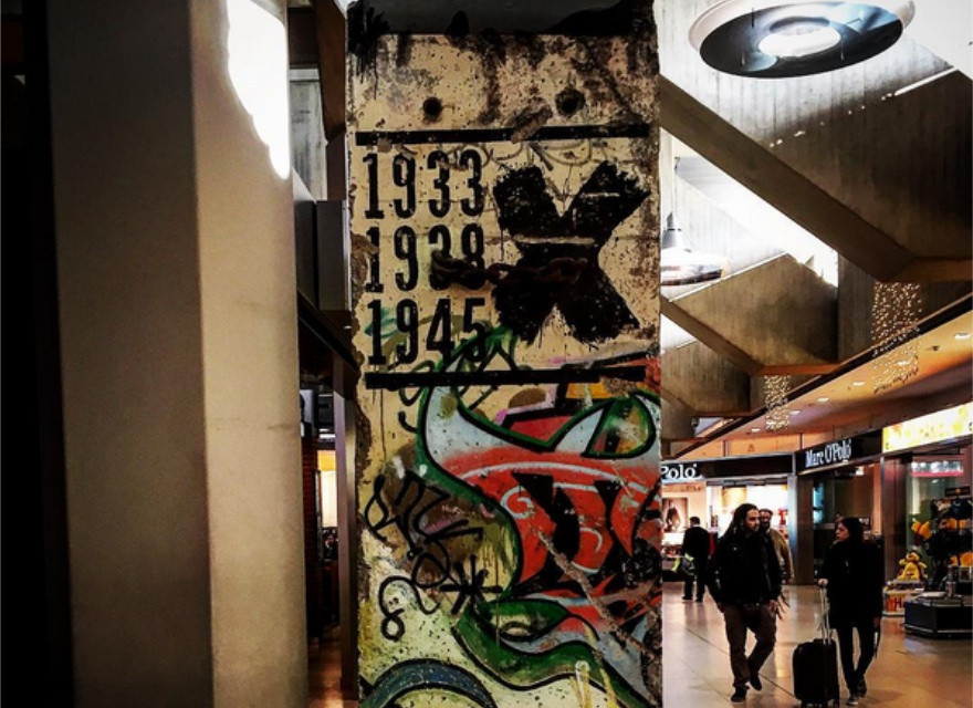 Berlin Wall in Cologne/Bonn