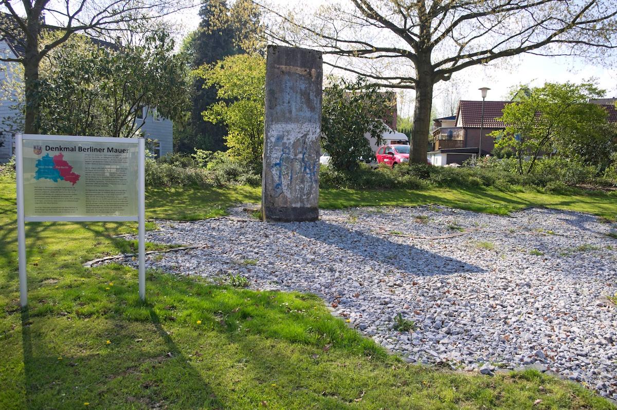Berlin Wall in Osterode