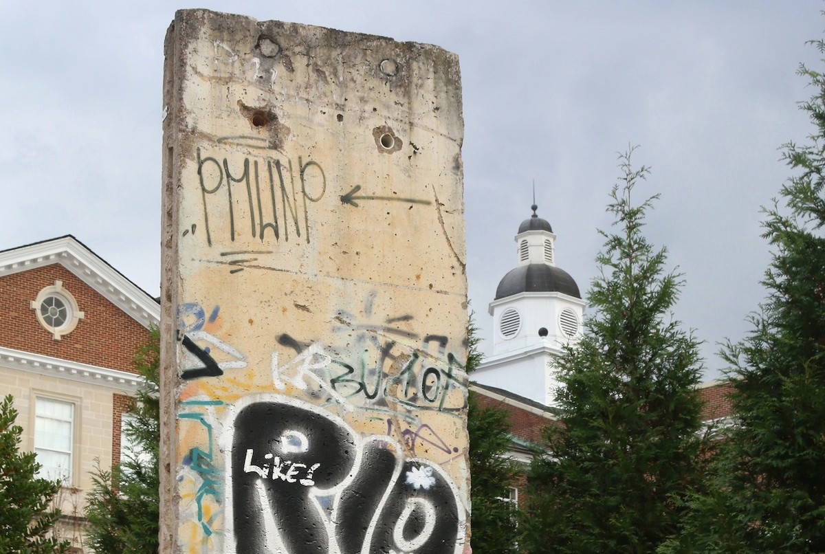 Berlin Wall in Atlanta