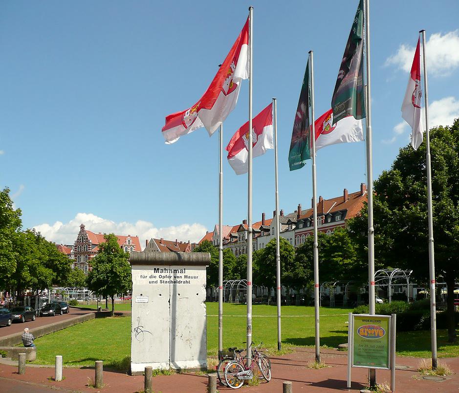 Berlin Wall in Hanover