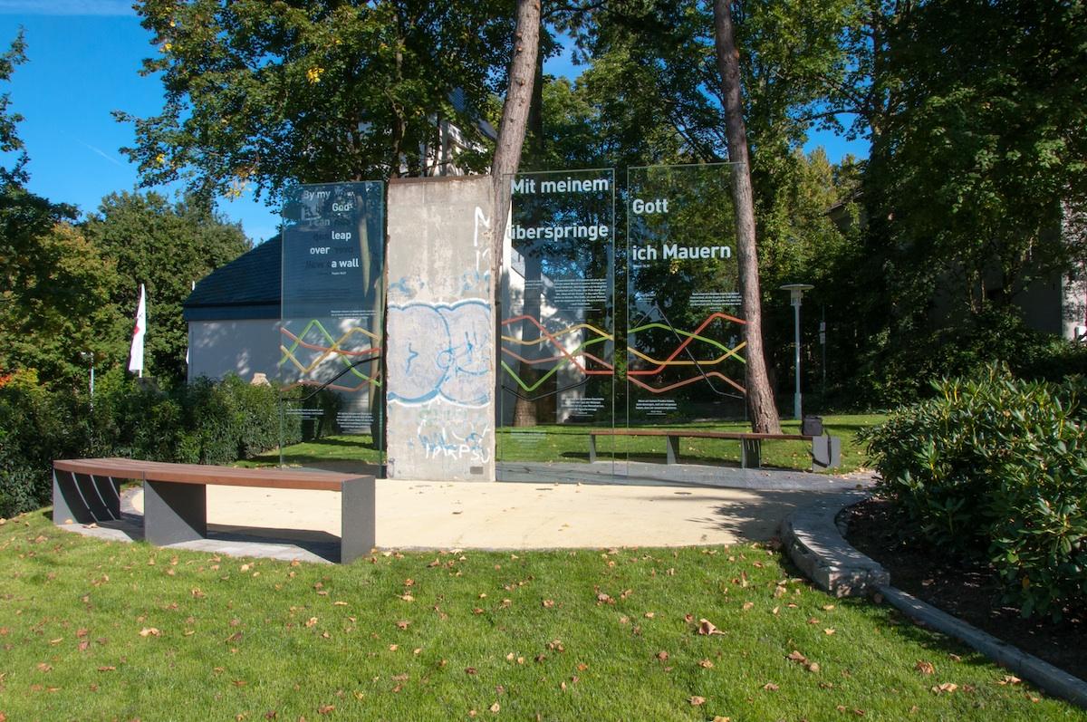 Berlin Wall in Bochum