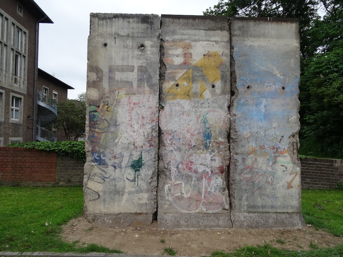 Berlin Wall in Jülich