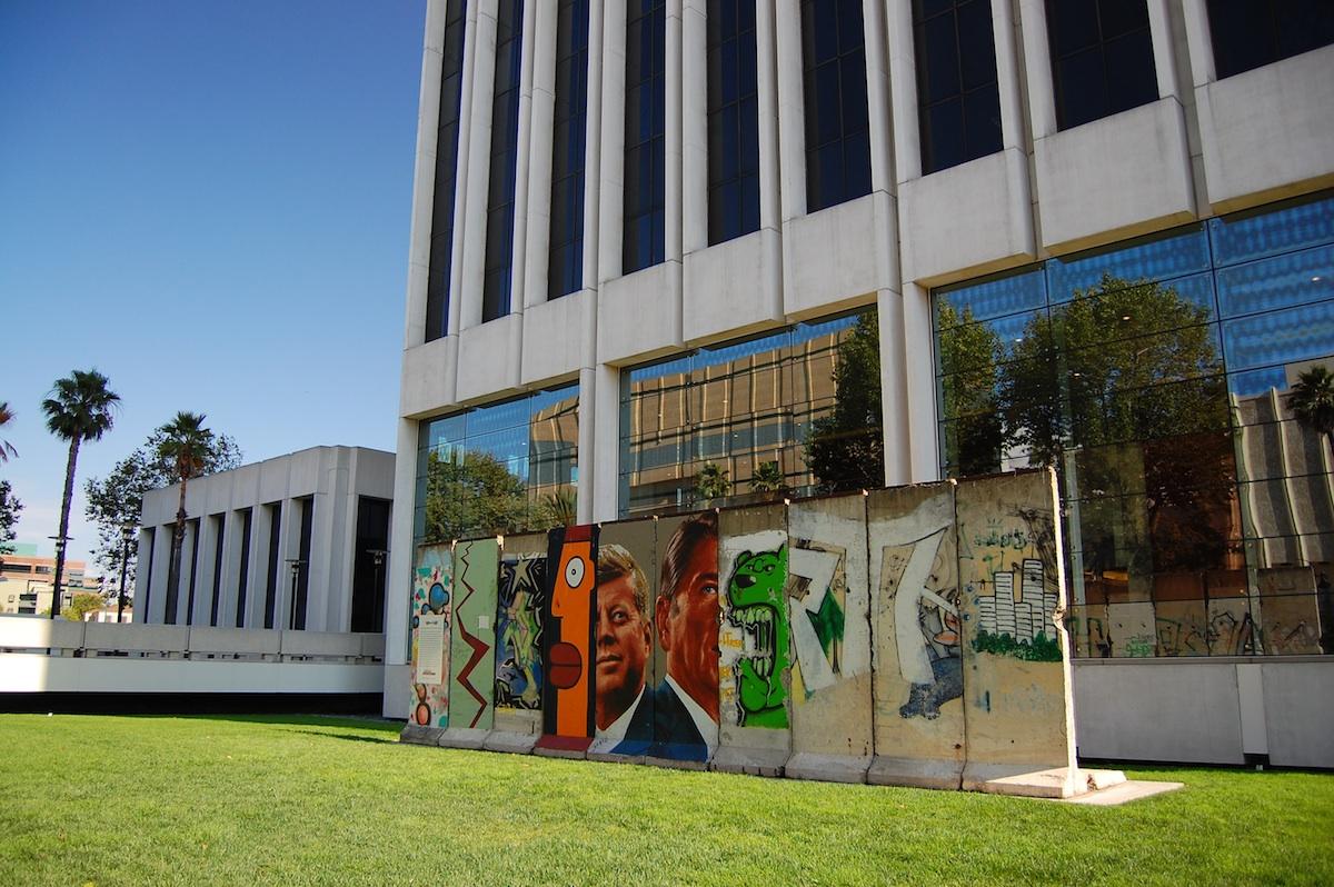 Berlin Wall in Los Angeles