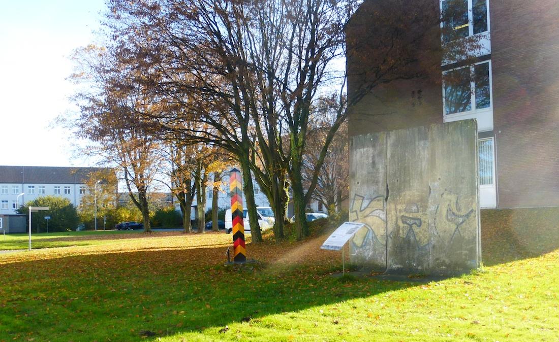 Berlin Wall in Bückeburg