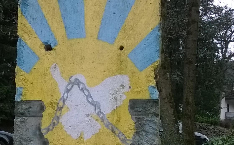 Berlin Wall in Much