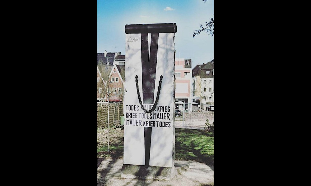 Berlin Wall in Wittlich